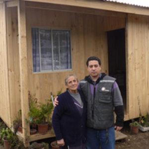 Six mois après le tremblement de terre au Chili