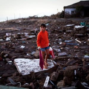 Caritas helps Chile rebuild