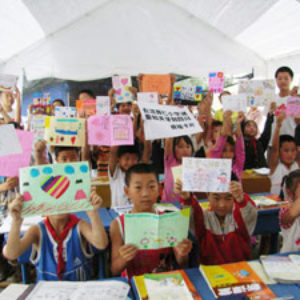 Caritas network respond to China earthquake