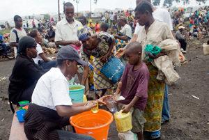 Llamada de emergencia de Caritas por la crisis de refugiados en Congo