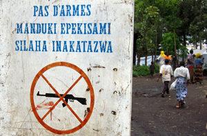 Ayudando a ex-soldados en el Congo a retornar a la sociedad