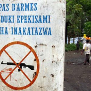 Faciliter la réinsertion d'anciens militaires dans la société congolaise