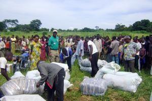 Llamamiento urgente para el Congo
