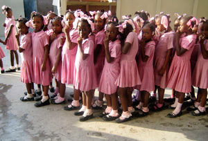 Education in Haiti – Food for thought