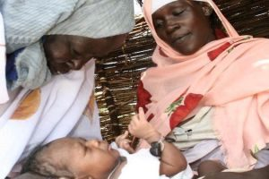 Investing in safe delivery, life-saving training for women in Darfur
