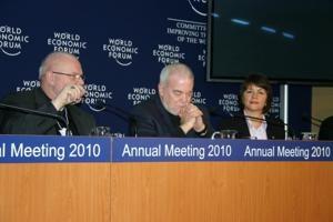 Caritas à Davos 2010