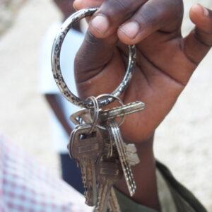 Caritas Haití y Caritas Ecuador celebran una victoria sobre el sismo del 12 de enero de 201