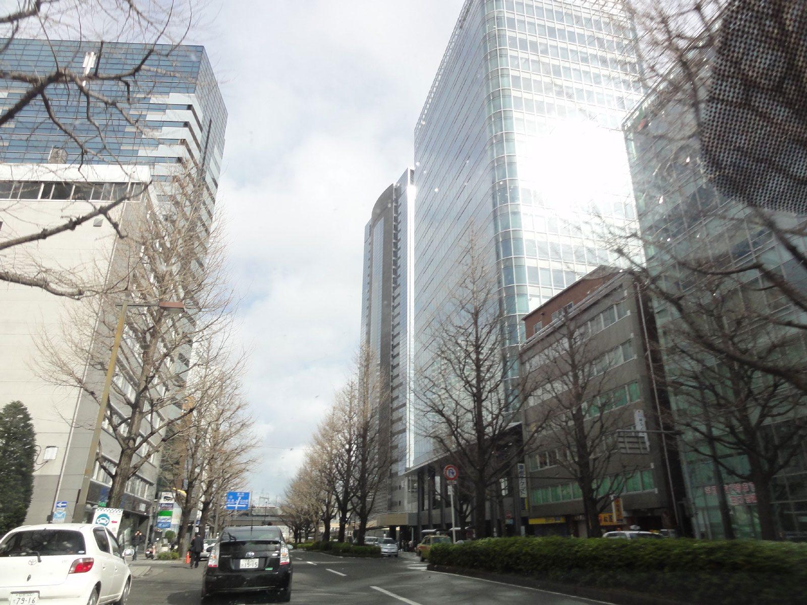 'Ganbaro' – the Japanese answer to earthquake tragedy