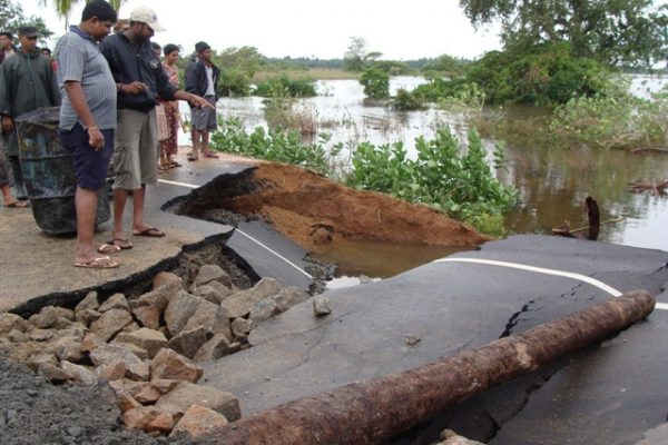 War survivors in Sri Lanka now face floods