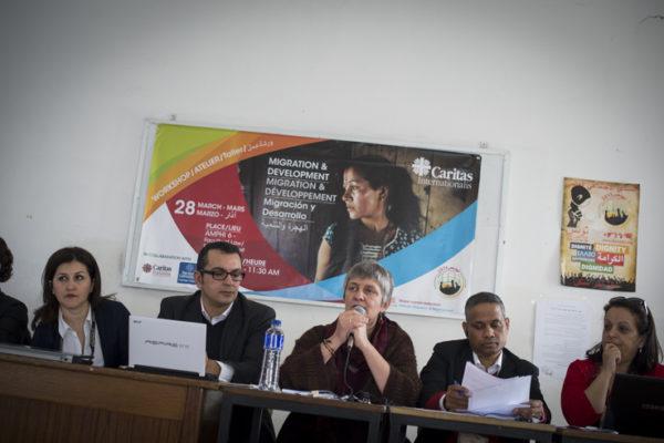 Atelier Caritas ¨Migration et Développement¨