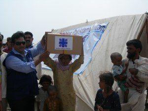 Seeking a normal life after Pakistan floods