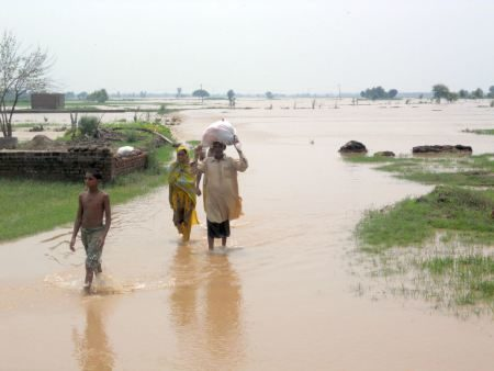 Another year and more floods in Pakistan