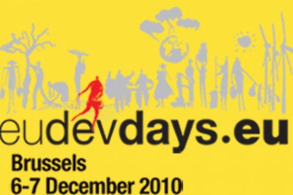 Caritas at European Development Days