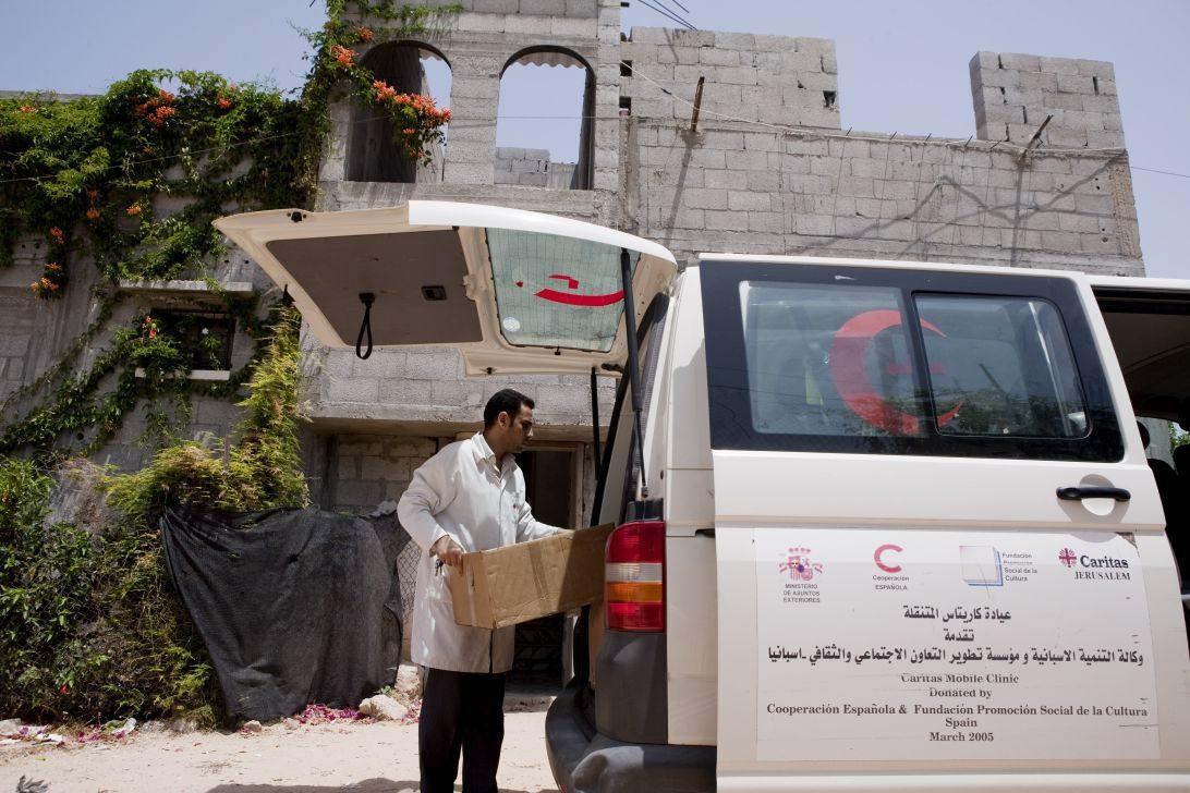 Caritas Jerusalem brings hope as Gaza crisis deepens
