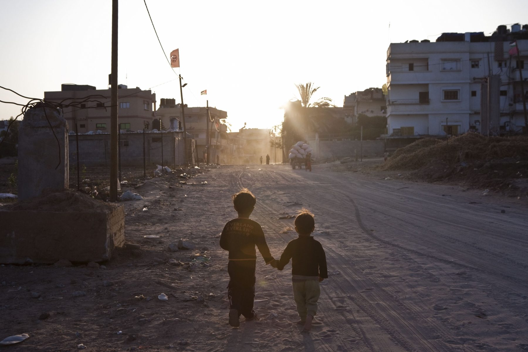 The road to peace in the Middle East