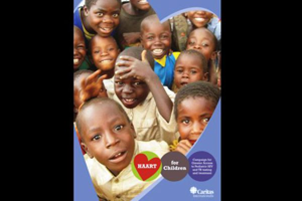Eliminating New HIV Infections in Children: Report Assesses Catholic Organizations' Engagement with Global Plan