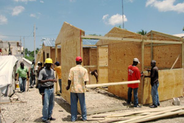One year after Haiti earthquake: a moment of mourning, solidarity and hope