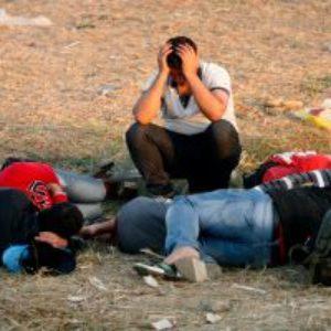 Photo blog : A la frontière entre la Grèce et la Macédoine