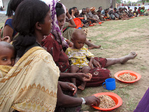 Churches warn G8: A billion people may face hunger
