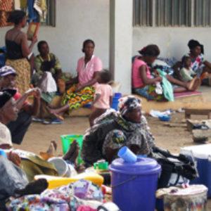 Hamis: un talent de leader au camp de réfugiés maliens