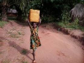 Congo's women dream of water
