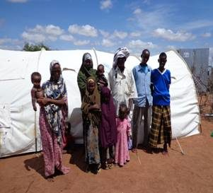 Caritas aids Somali refugee women in Kenya