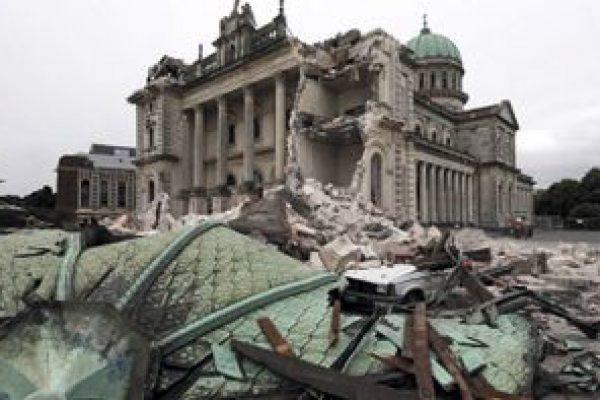 Caritas responds to New Zealand earthquake
