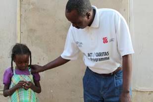 A decade in Darfur: Call me Actcaritas