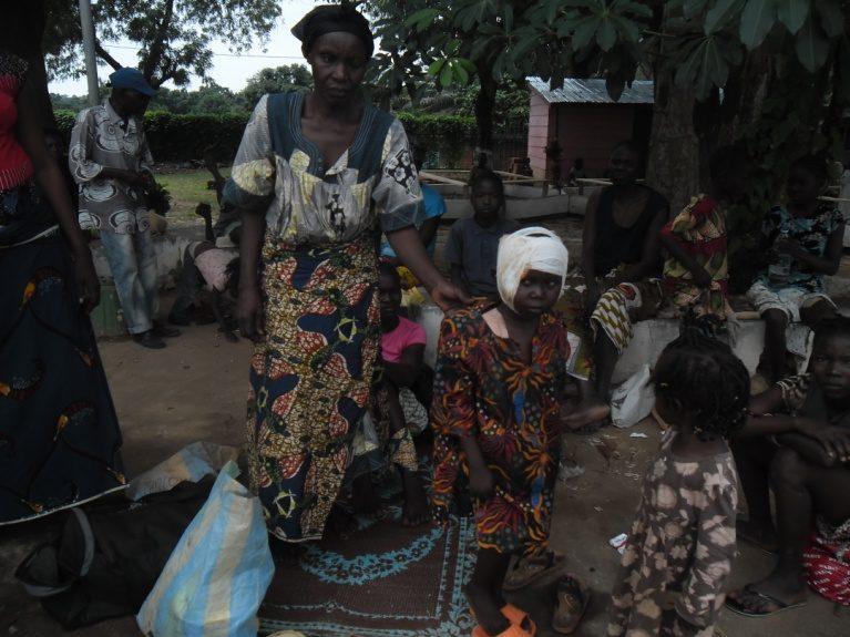 Centrafrique –  Les champs ne sont pas cultivés faute d'outils et de semences