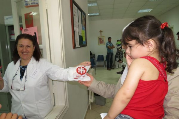 Healthcare for Syrian refugees in Lebanon