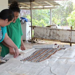 International Women's Day: Tapa in Tonga