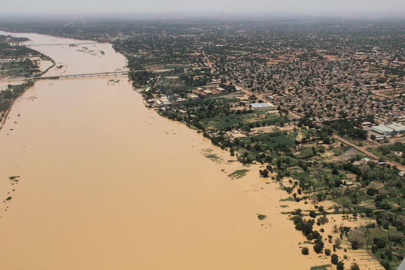 Niger on high alert as floods threaten
