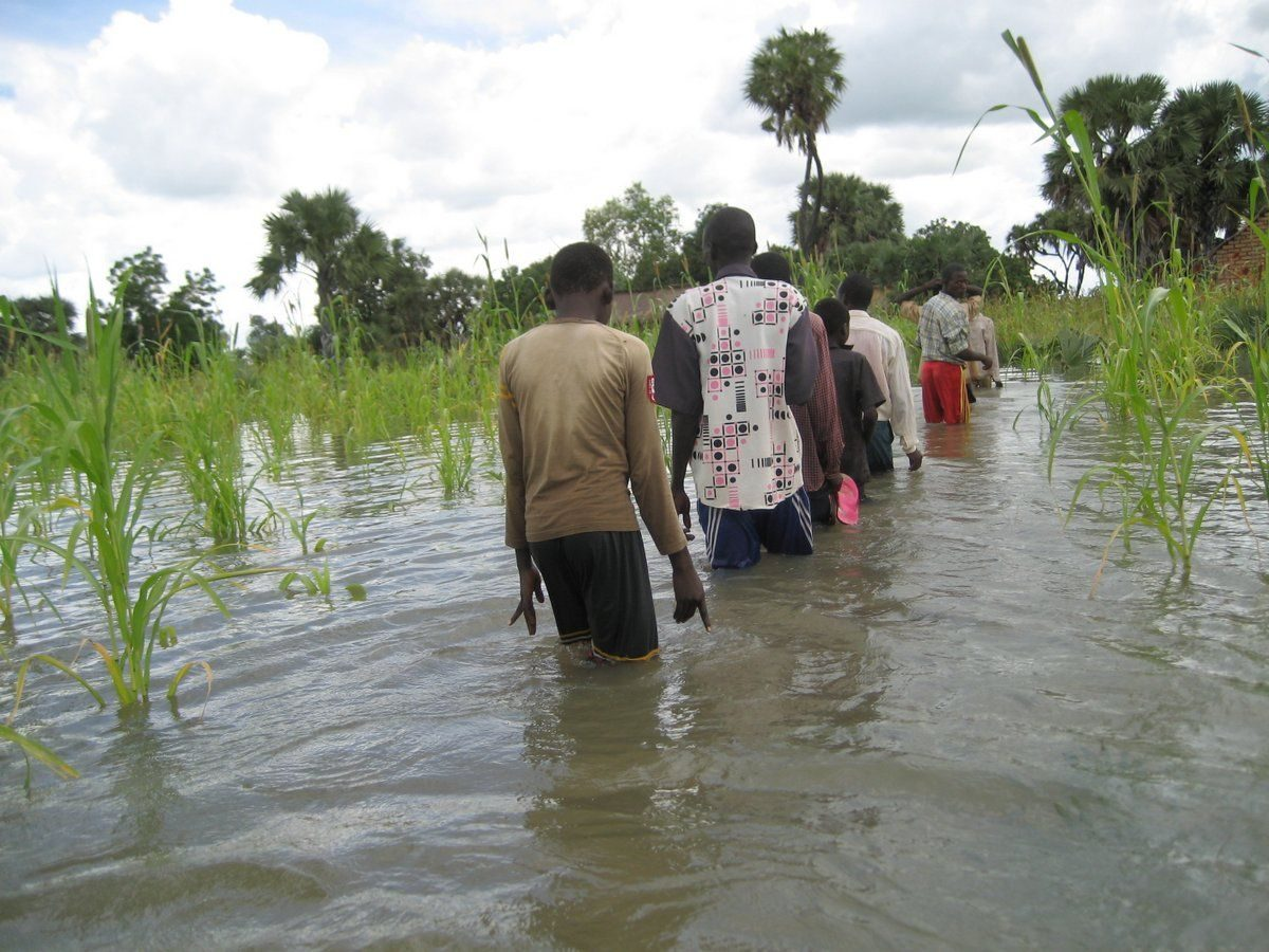 Floods in Chad