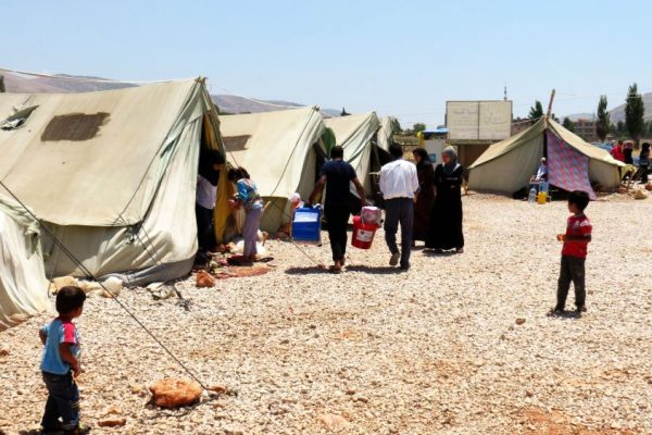 Give me shelter: Syrian refugees in Lebanon