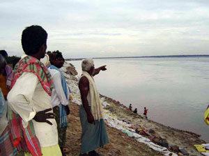 India: A river runs through it