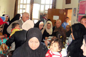 Baghdad's beehive: a day in the life of Caritas Iraq