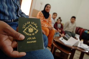 A lifeline for Iraqi refugees in Turkey