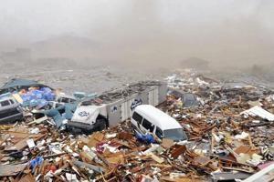 Japan faces devastation after earthquake and tsunami