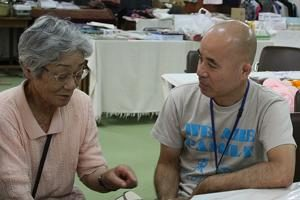 Caring for hearts: helping Japan's tsunami survivors
