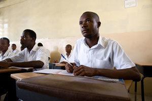 Haiti 2009: Back in Class