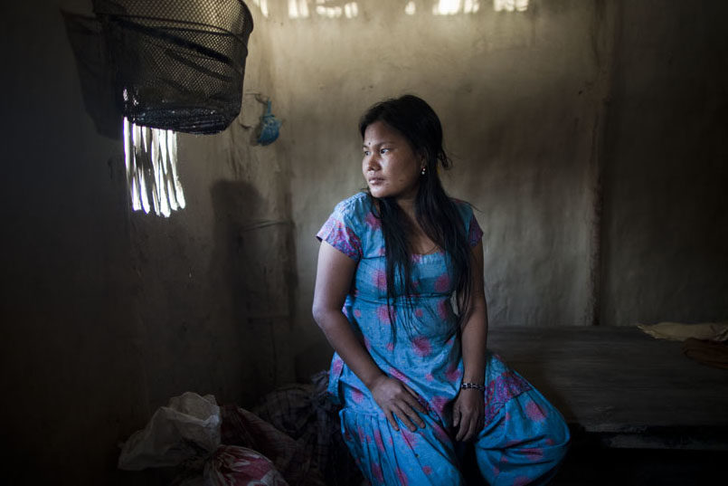 Domestic worker abuse: Battered, bruised but back in Nepal