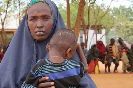 East Africa food crisis a 'tragedy of biblical proportions'