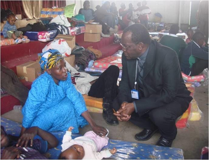 Slum fire in Kenya puts focus on social injustice