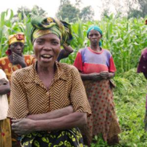 Construire un avenir pour les femmes du Congo