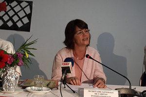 Es esencial una mayor protección para las mujeres migrantes