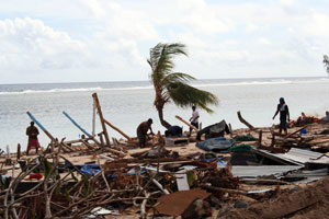 After the tsunami: Voices from Samoa