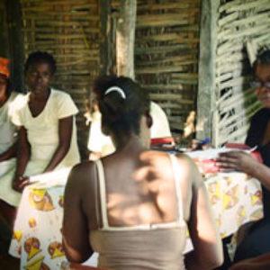Dans le sud d'Haïti, les mères de famille sont au cœur de la stratégie de développement.