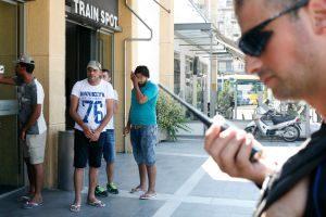 La Macédoine et les réfugiés dans le contexte de la crise migratoire