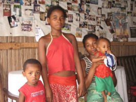 You saved my daughter's dignity': Caritas aids Madagascar family