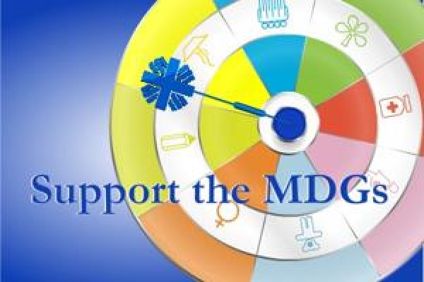 Halftime but not halfway: MDGS and HIV